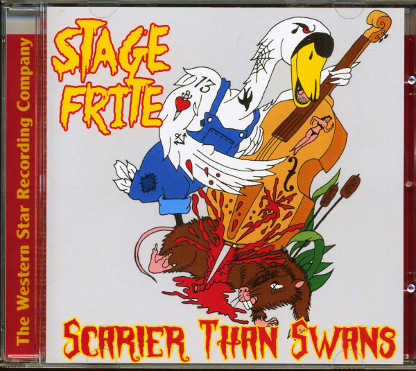 Scarier Than Swans (CD)