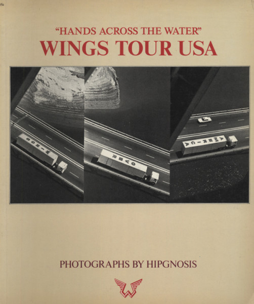 Thorgerson, S. - Wings Tour USA