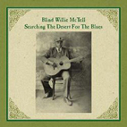Mctell, Blind Willie Searching The Desert For The Blues (2-LP)