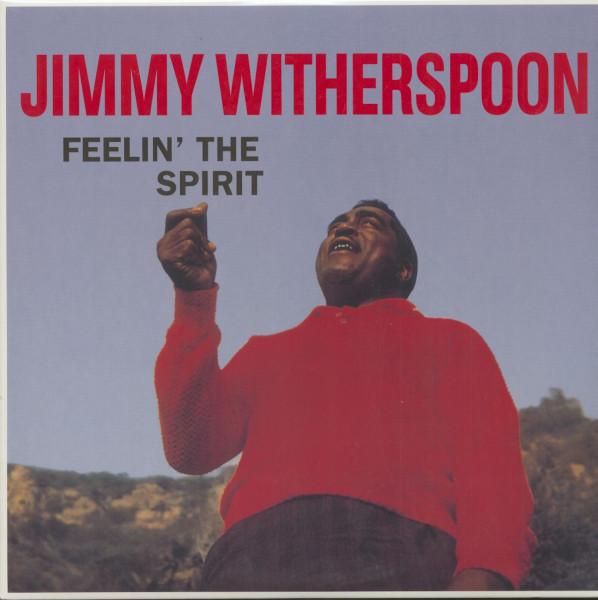 Feelin' The Spirit (LP, 180g Vinyl)