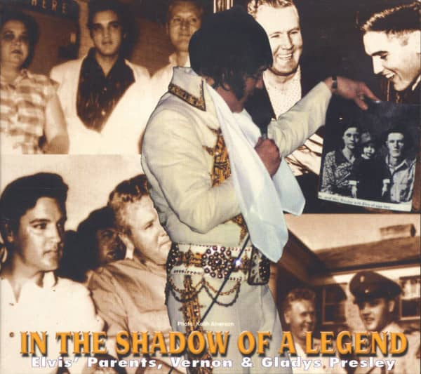 In The Shadow Of A Legend (CD)