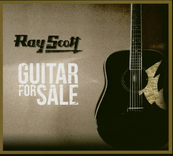 Guitar For Sale (CD)
