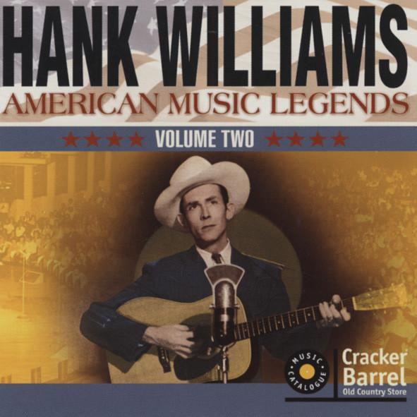 Vol.2, American Music Legends - Cracker Barrel (CD)