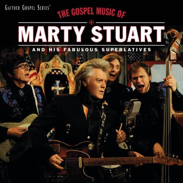 Gospel Music of Marty Stuart