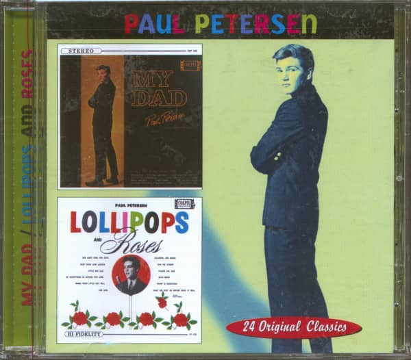 My Dad - Lollipop And Roses (CD)