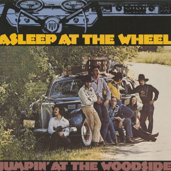 Jumpin' At The Woodside (LP)
