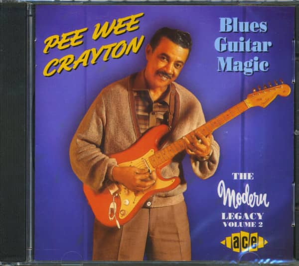 Blues Guitar Magic - The Modern Legacy Vol.2 (CD)