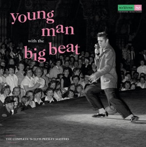 Young Man With The Big Beat (5-CD) LP-sized US Hardcover Box