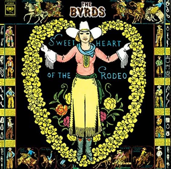 Sweetheart Of The Rodeo - HQ Vinyl