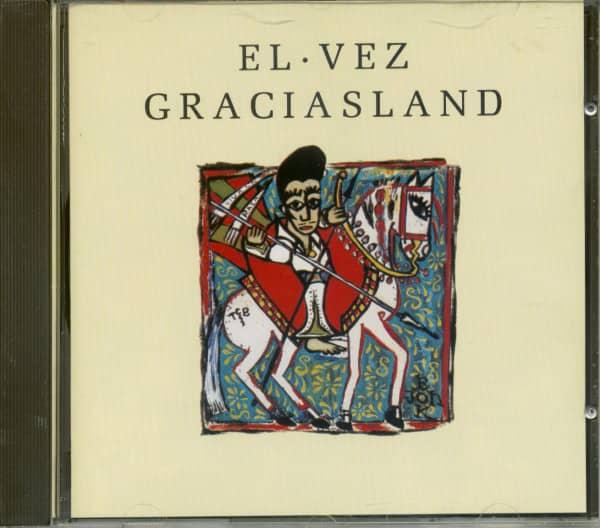 Graciasland (CD)