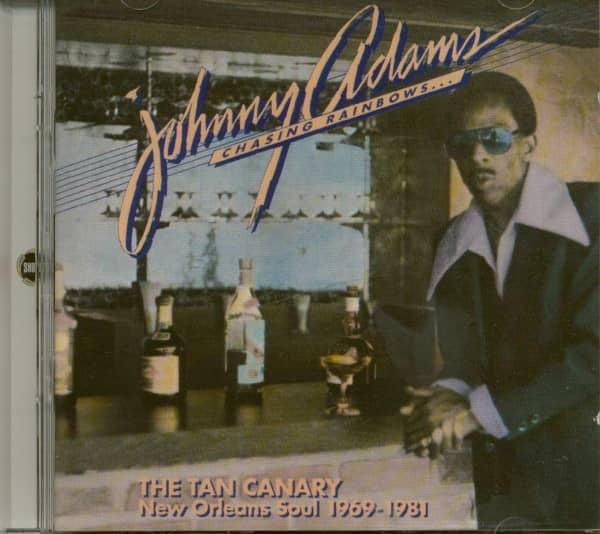 Adams, Johnny Chasing Rainbows - The Tan Canary (2-CD)