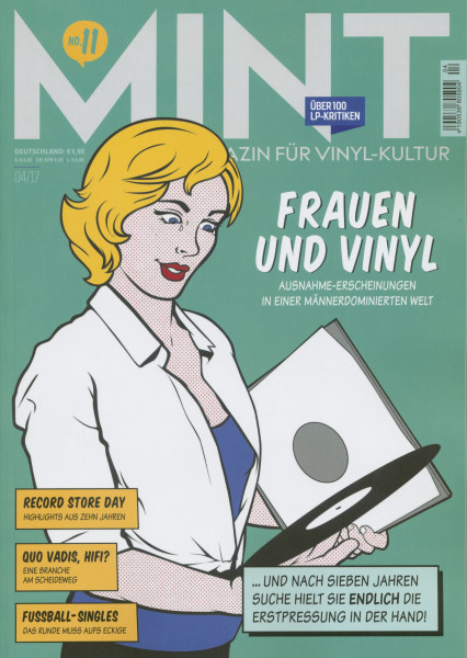 Mint Magazin #11, April 2017