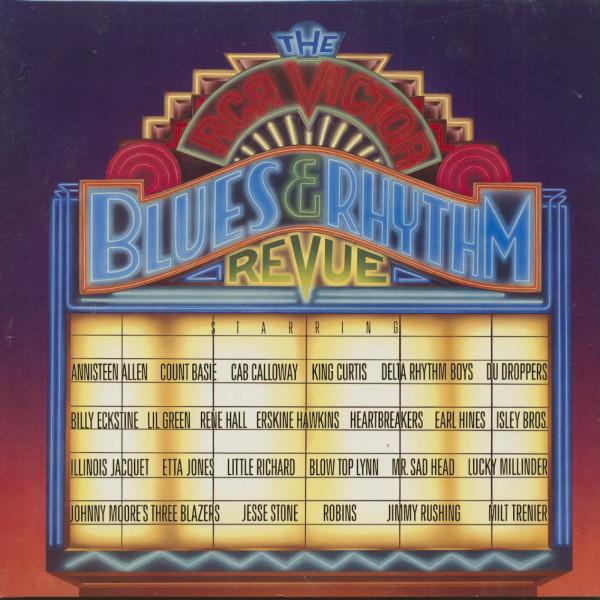 RCA Victor Blues And Rhythm Revue (2-LP)