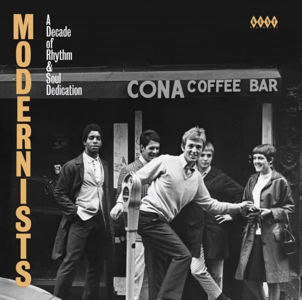 Modernists - A Decade Of Rhythm & Soul Dedication