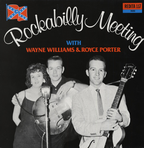 Williams, Wayne & Royce Porter Rockabilly Meeting