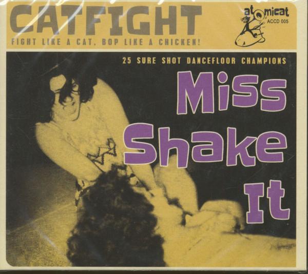 Catfight - Miss Shake It (CD)