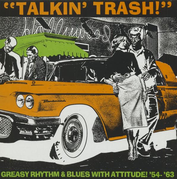 Talkin' Trash (LP)
