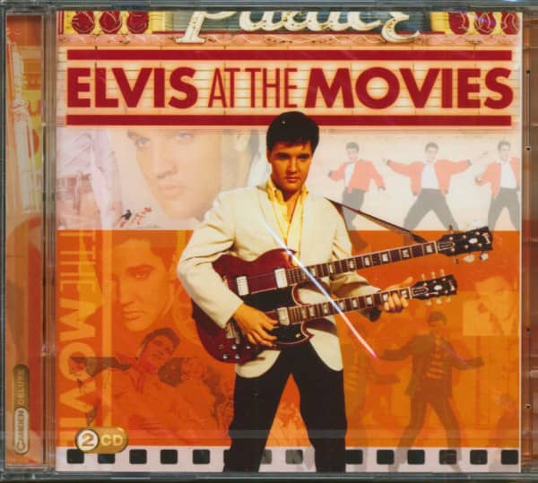 Presley, Elvis At The Movies (2-CD Jewelbox) EU