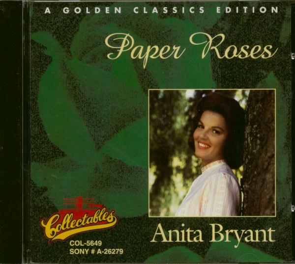 Golden Classic - Paper Roses (CD)