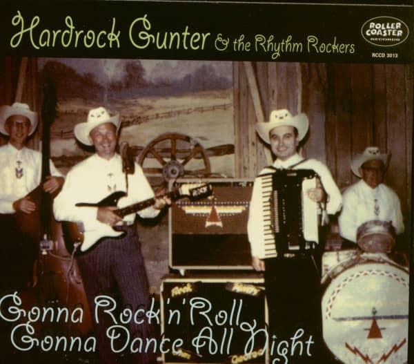 Gonna Rock & Roll, Gonna Dance All Night (CD)