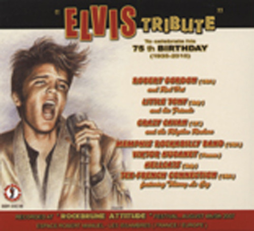 Va Elvis Tribute - 75th Birthday Live