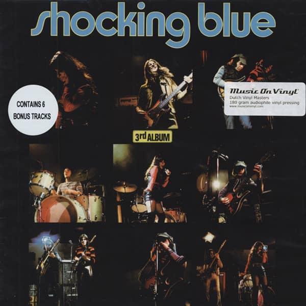 Shocking Blue 3rd Album (1971)...plus - 180g Vinyl