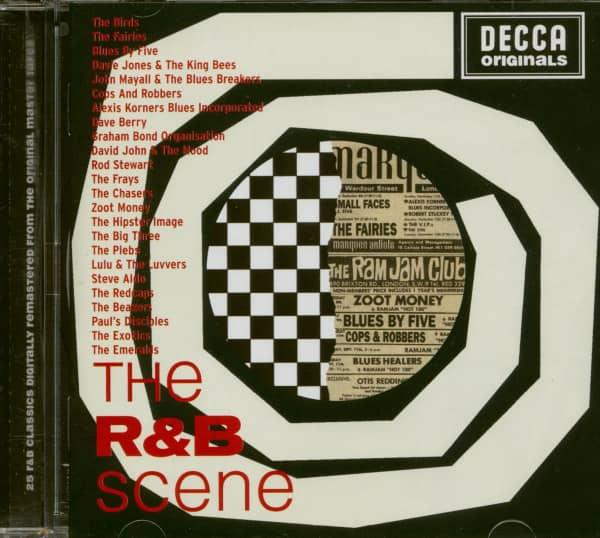The R&B Scene (CD)