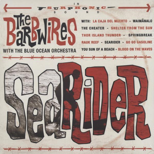 Barbwires Searider (2013) - High Quality Vinyl