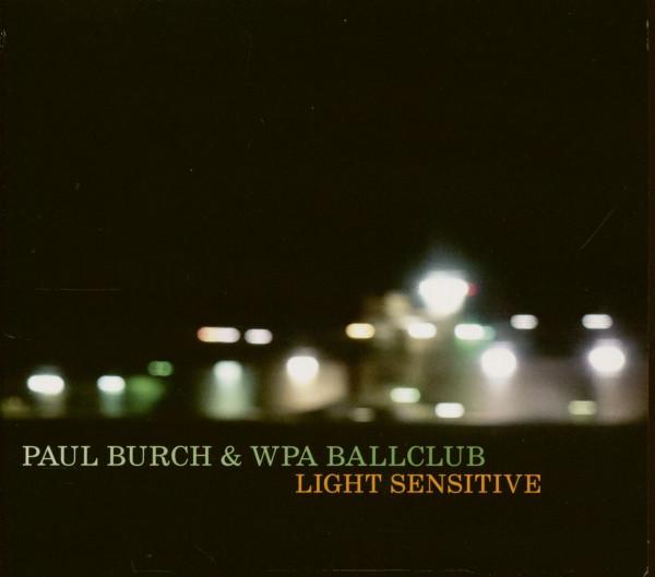Light Sensitive (CD)