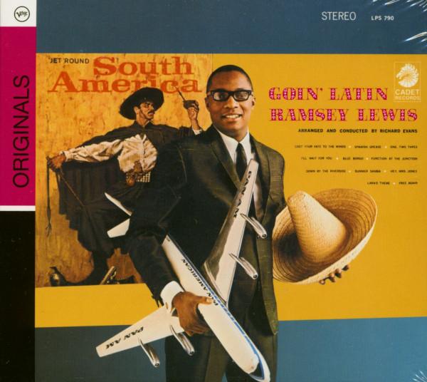 Goin' Latin (CD)