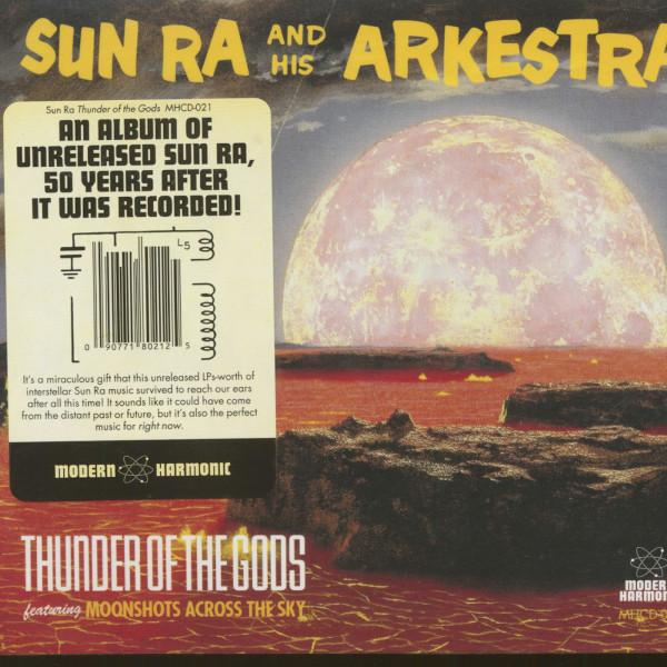 Thunder Of The Gods (CD)
