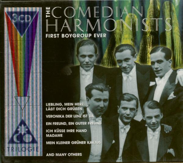 First Boygroup Ever (3-CD)