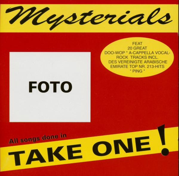 Take One ! (CD)