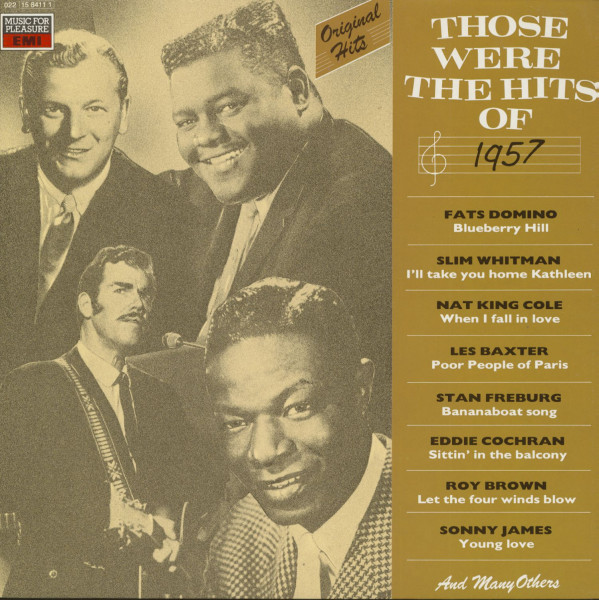 Those Were The Hits Of 1957 (LP)