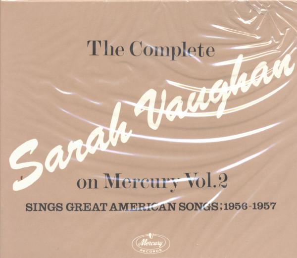 The Complete Sarah Vaughan On Mercury Vol.2 (5-CD)