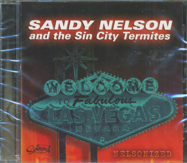 Nelsonized (& Eddie Angel) (CD)