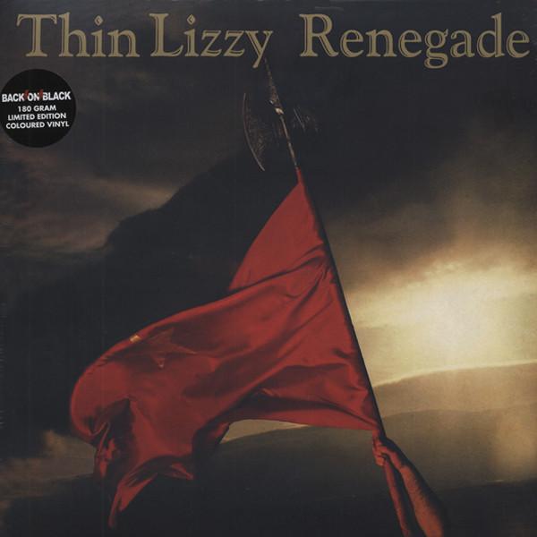 Renegade (1981) 180g Vinyl Gatefold - Klappco