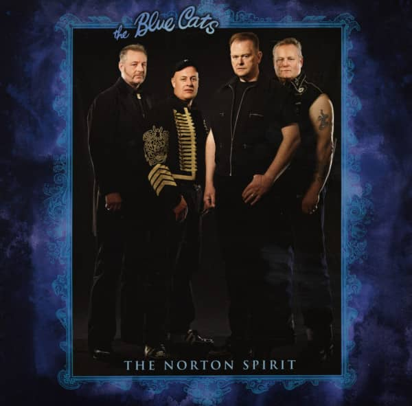 Blue Cats The Norton Spirit - (10 inch plus CD) (2013)