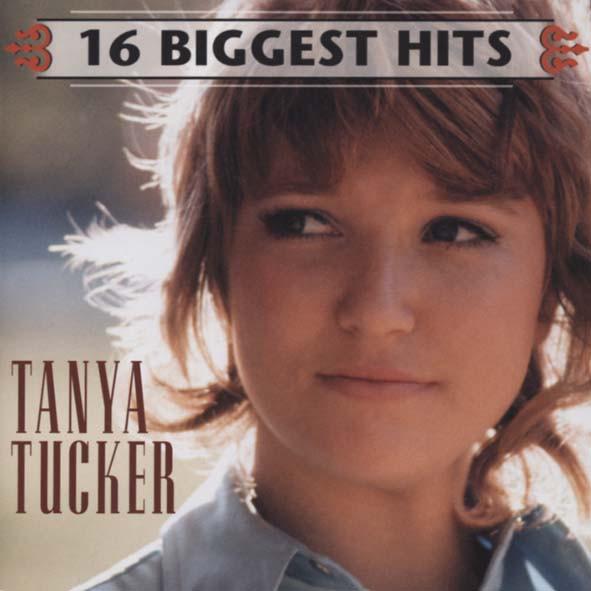 Tucker, Tanya 16 Biggest Hits (US) Slipcase
