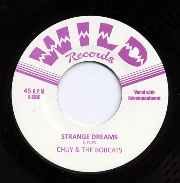 Strange Dreams - Lovin' Arms (7inch, 45rpm)