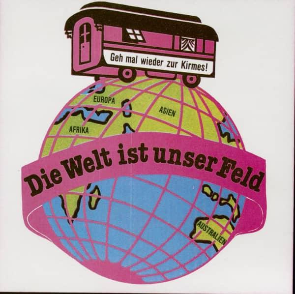 Die Welt ist unser Feld (CD)