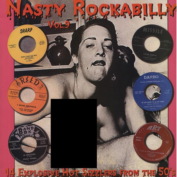 Nasty Rockabilly Vol.9 (Vinyl LP)