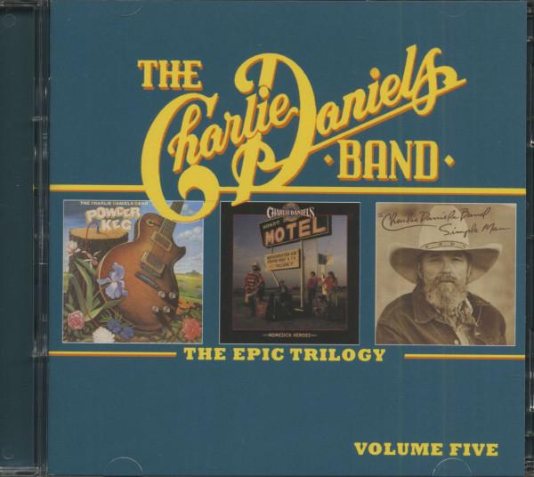 The Epic Trilogy Vol.5 (2-CD)