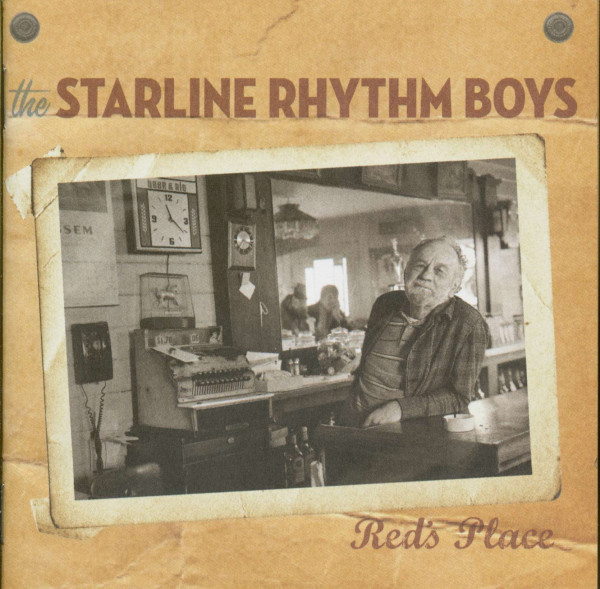 Red's Place (CD)