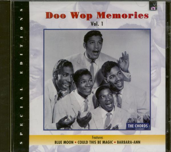 Doo Wop Memories Vol.1 (CD)