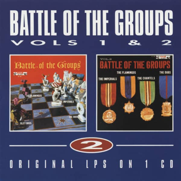 Va Battle Of The Groups (END Records)