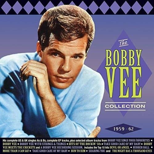 The Bobby Vee Collection 1959-62 (2-CD)
