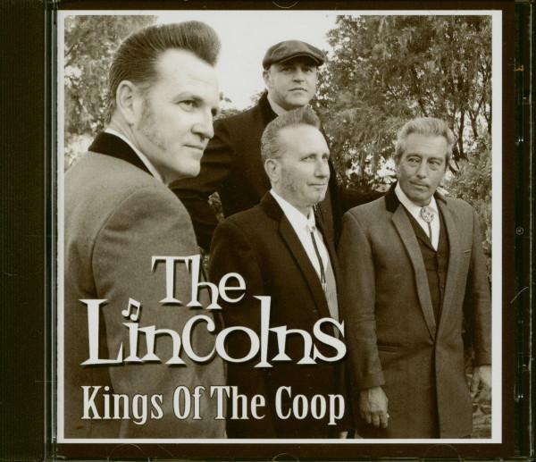 Kings Of The Coop (CD)
