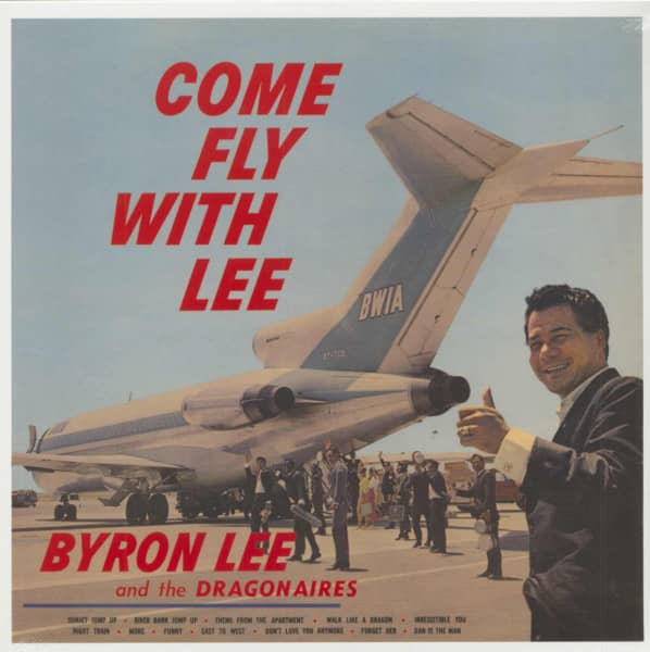 Come Fly With Lee (LP, Ltd., Vinyl 180g )