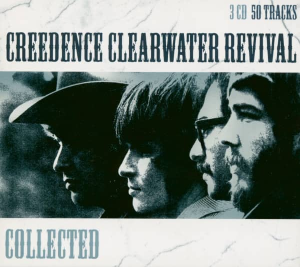 Creedence Clearwater Revival Collected - Ultimate (3-CD)